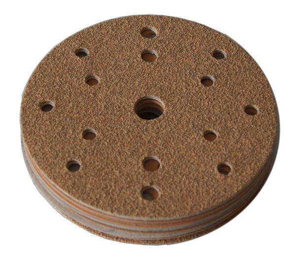 Шлифовальный круг Smirdex, 150мм, бронзовый