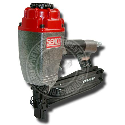 Профессиональный каркасный скобозабивной пневмоинструмент Senco SNS 45 XP
